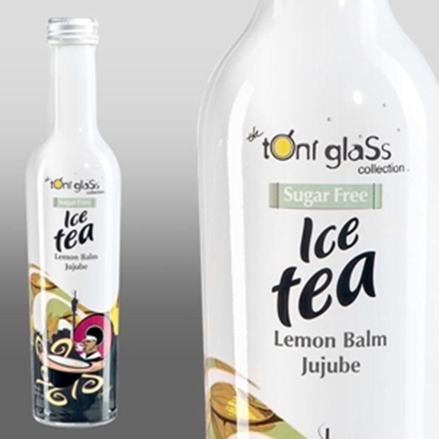 Picture of Lemon Balm Jujube (Sugar Free range, 250ml x 12 glass bottles)