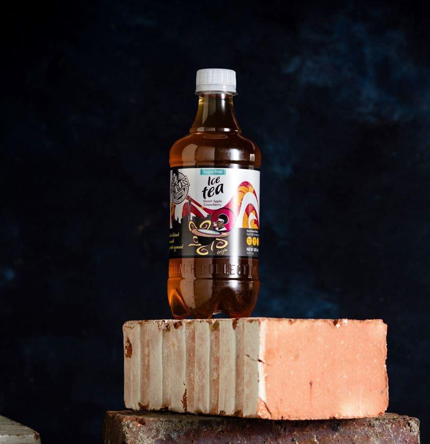 Picture of Sweet Apple Gooseberry (Sugar Free range, 500ml x 6 bottles)