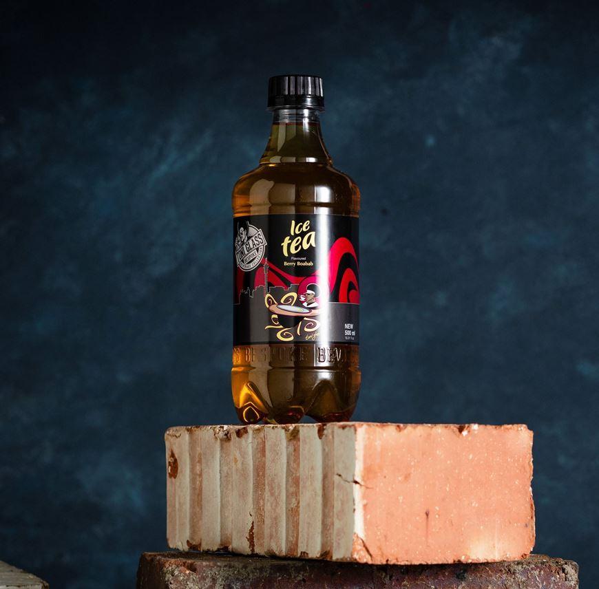 Picture of Berry Baobab (Original range, 500ml x 6 bottles)