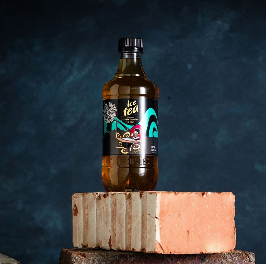 Picture of Kiwi, Cucumber & Mint (Original range, 500ml x 6 bottles)