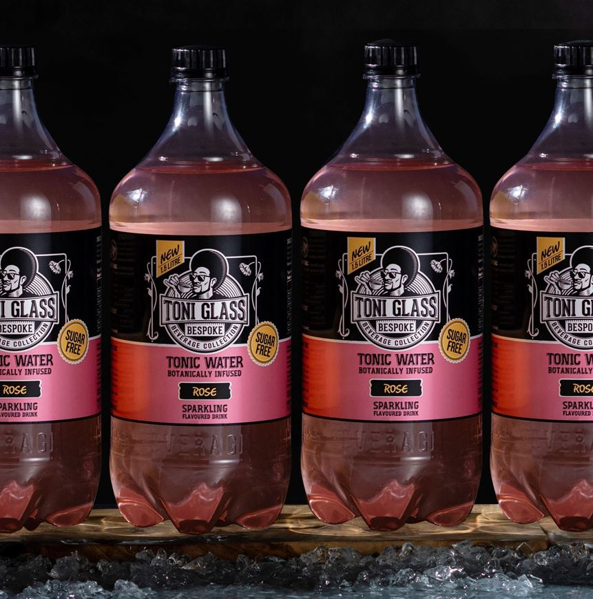 Picture of Rose (Sugar Free,1.5 litre x 12 bottles)