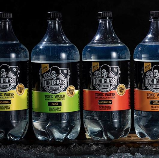Picture of Assorted Tonics (Sugar Free, 1.5 litres x 12 bottles)