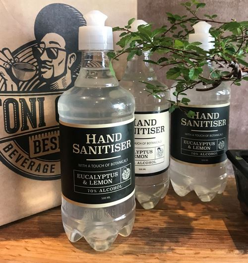 Picture of Infused Sanitiser (500 mls)