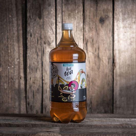 Picture of Litchi & Lime (Original range, 1.5 litre x 6 bottles)