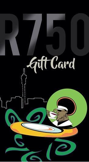 Picture of Gift Card R750