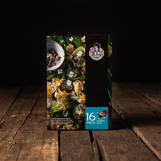 Picture of 16-Piece Herbal Teas Gift Pack