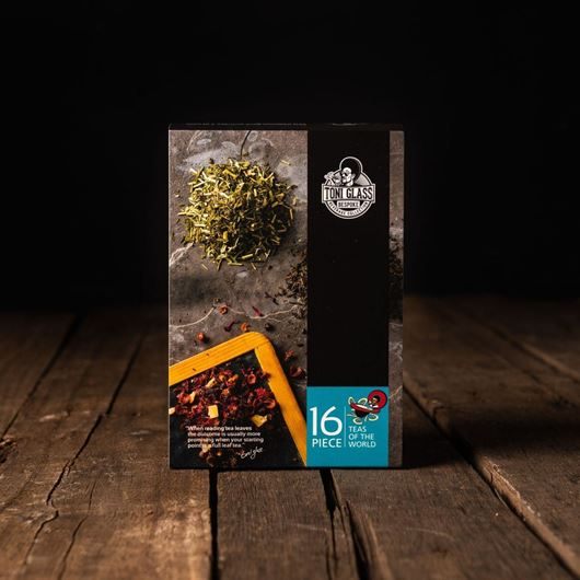 Picture of 16-Piece Teas of the World Gift Pack