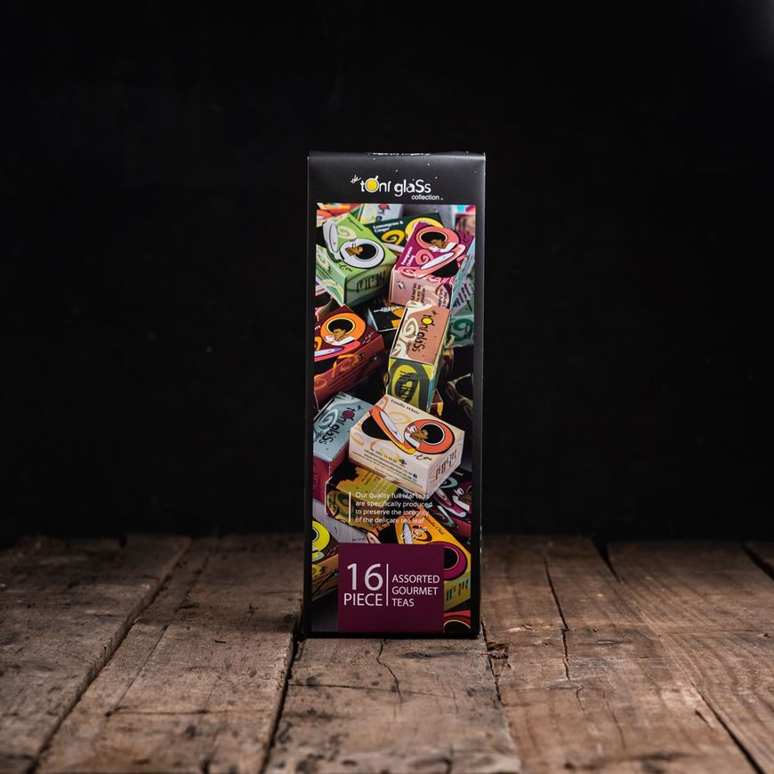 Picture of 16-Piece Assorted Teas Gift Pack