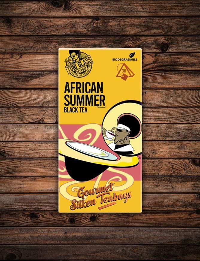 Picture of 30 piece Silken Bags - African Summer