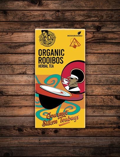 Picture of 30 piece Silken Bags - Organic Rooibos