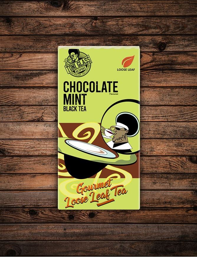 Picture of 80g Loose Leaf Tea - Chocolate Mint
