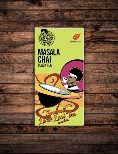 Picture of 80g Loose Leaf Tea - Masala Chai