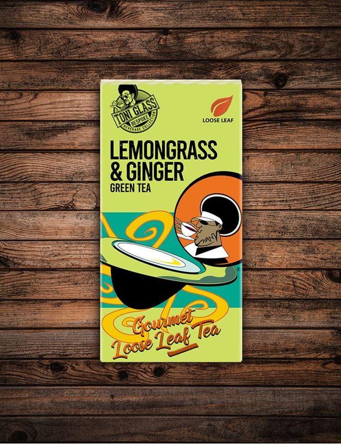 Picture of 80g Loose Leaf Tea - Lemongrass & Ginger
