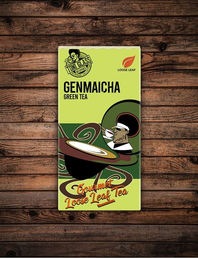 Picture of 80g Loose Leaf Tea - Genmaicha