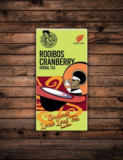 Picture of 80g Loose Leaf Tea - Rooibos Cranberry