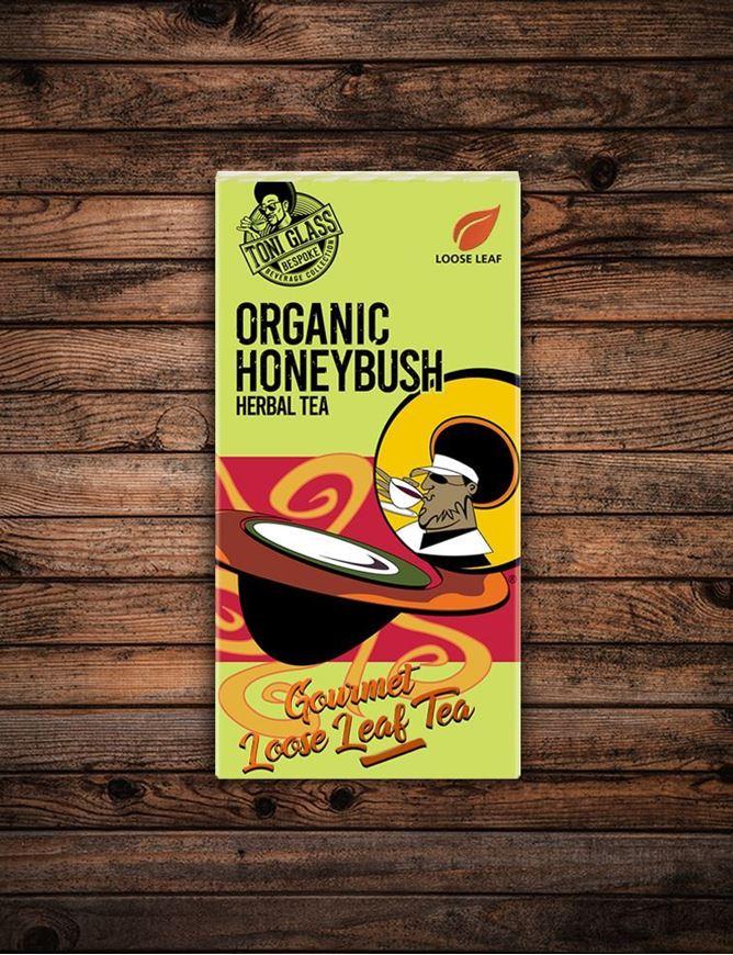 Picture of 80g Loose Leaf Tea - Organic Honeybush