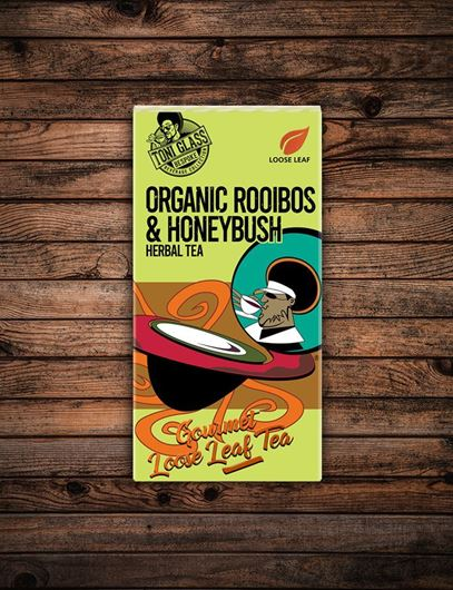Picture of 80g Loose Leaf Tea - Organic Rooibos & Honeybush