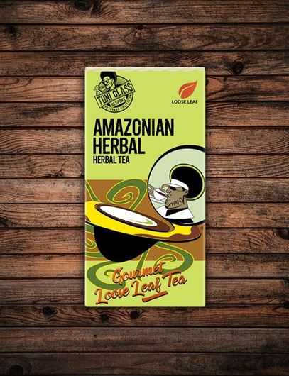 Picture of 80g Loose Leaf Tea - Amazonian Herbal